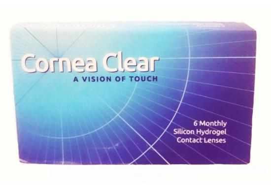 CONTACT LENSES CORNEA CLEAR 6 PACK