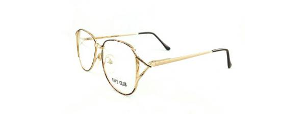 Eyeglasses Navy Club 8011