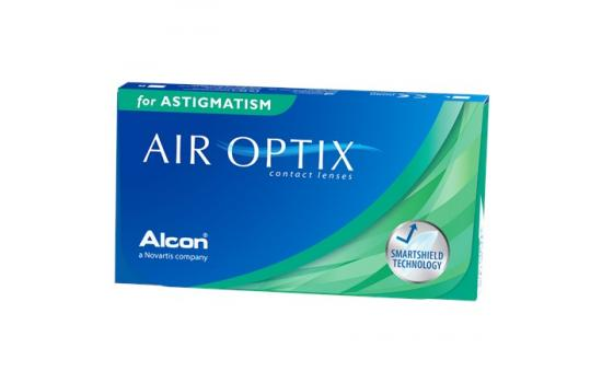 CONTACT LENSES AIR OPTIX ASTIGMATISM MONTHLY 3 PACK