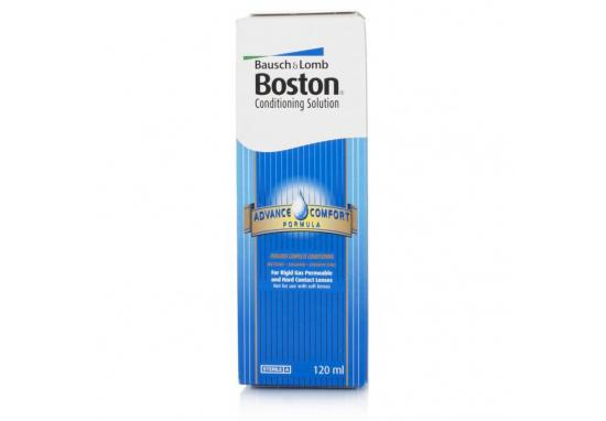 CONTACT LENS SOLUTIONS BOSTON ADVANCE CONDITIONING SOLUTION 120 ML
