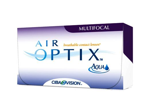 ΦΑΚΟΙ ΕΠΑΦΗΣ AIR OPTIX MULTIFOCAL 6 PACK