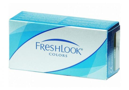 CONTACT LENSES FRESHLOOK COLORS