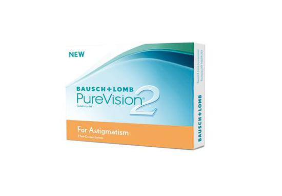 CONTACT LENSES PUREVISION 2 HD ASTIGMATISM 3 PACK