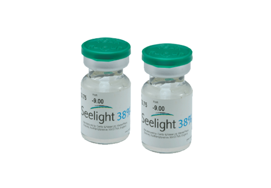 CONTACT LENSES SEELIGHT 38%