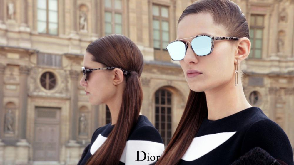 SUNGLASSES CHRISTIAN DIOR ABSTRACT ab5e6c970868