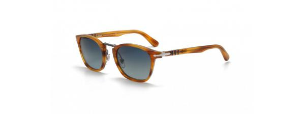 SUNGLASSES PERSOL 3110S KRYSTAL POLARIZED TYPEWRITER EDITION