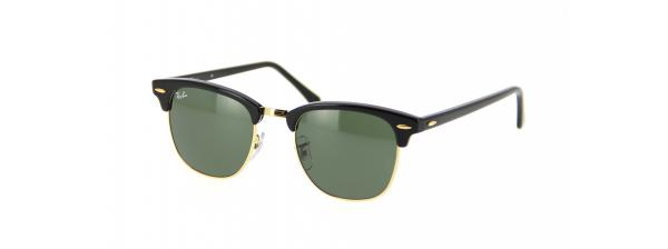 SUNGLASSES RAYBAN 3016 CLUBMASTER