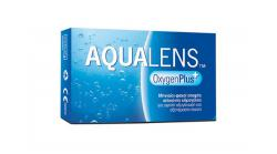 CONTACT LENSES AQUALENS OXYGEN PLUS