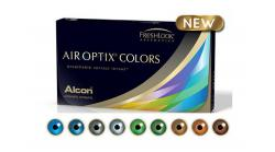 CONTACT LENSES AIR OPTIX COLORS