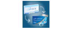ΦΑΚΟΙ ΕΠΑΦΗΣ AIR OPTIX PLUS HYDRAGLYDE 6 PACK